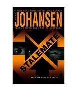 Stalemate Iris Johansen Forensic Thriller  New ... - $2.00