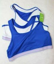 Hanes Girls' ComfortFlex Fit® Pullover Bra w/Wide Racerback Straps 2-Pac... - $13.08