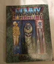 World of Darkness: Mummy 1st Edition - White Wolf - 1992 - $6.00