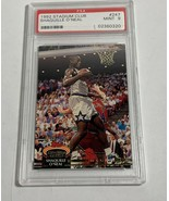 1992 #247 STADIUM CLUB SHAQUILLE O'NEAL PSA MINT 9 (MR) ROOKIE CARD RC - $197.99