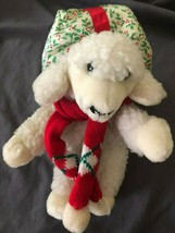 """11"""" Commonwealth1 988 BAMBOLA SHEEP The tale of agnello-i-kins peluche - $15.79"""