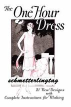 Dress Making Book Flapper Era 1 Hour Dresses Frock 1925 - $12.99