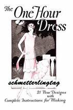 Dress Making Book Flapper Era 1 Hour Dresses Frock 1925 - $12.99