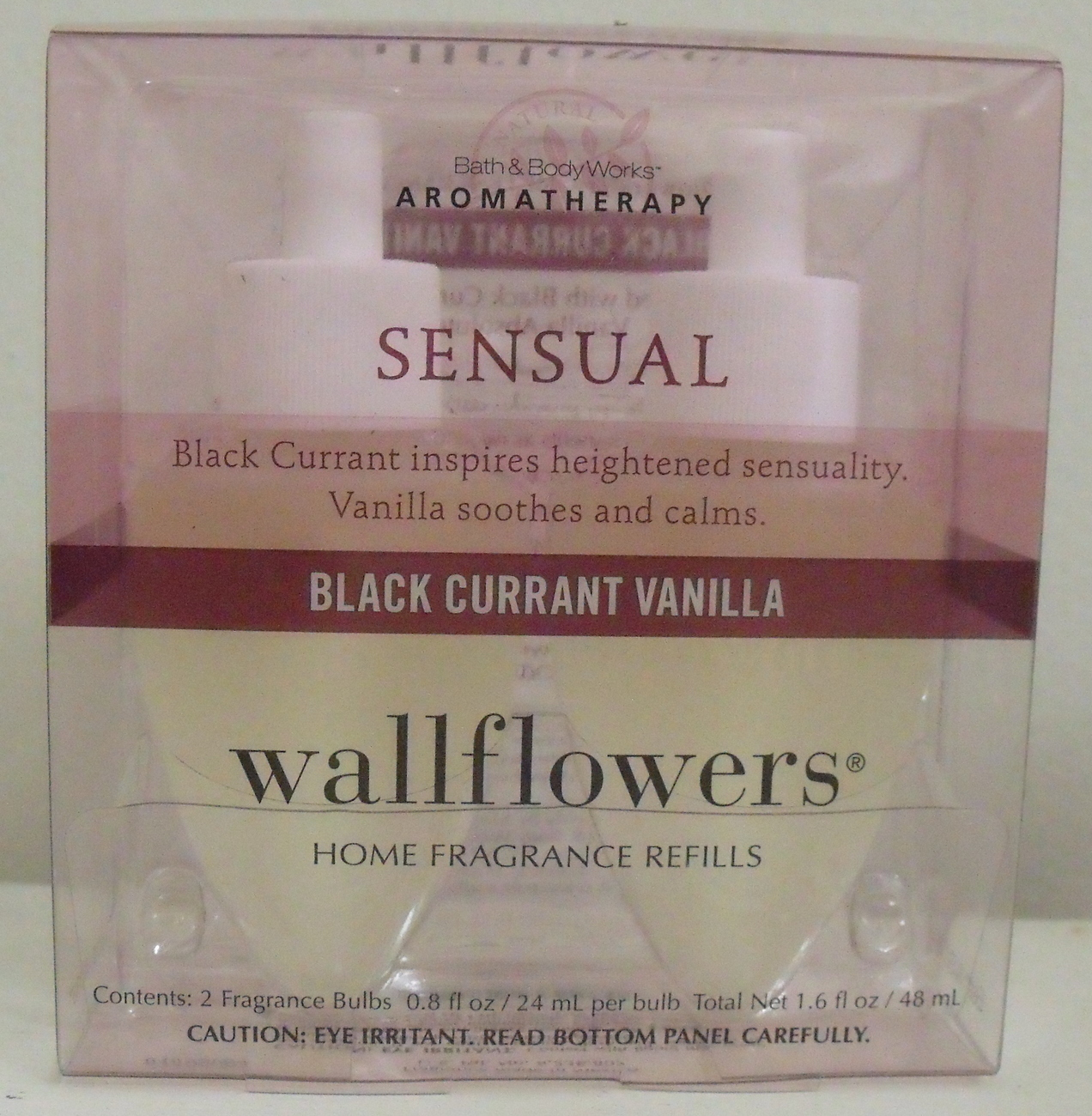 Black currant vanilla wallflower