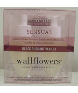 Bath and Body Works New Black Currant Vanilla Wallflower - $9.95