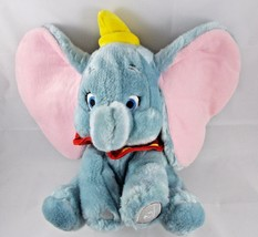 "Disney DUMBO Elephant Plush Sits 12"" Stuffed Animal - $8.24"