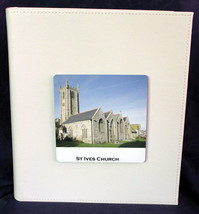 Wedding Anniversary photo Album personalised  Cover | Cellini Gift  #1 - $51.32