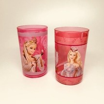 BARBIE-8 Oz. Children's TUMBLER-SET Of 2 - $7.95