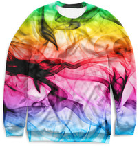 "Fashion Men's Full Printed 3D Sweatshirt. EU Sizes XS - 5XL ""Colorfull"" - $42.52+"