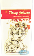 "Penny Johnson ""A Special Delivery"" Stamp - $13.45"