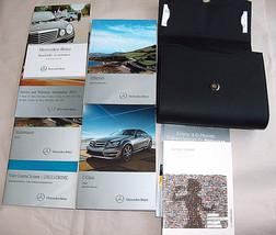 2013 MB Mercedes Benz C250C Coupe C Class Owner Handbook Manual w/Snap C... - $55.18