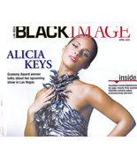 ALICIA KEYS in Black Image Las Vegas Magazine Apr 2010 - $4.95