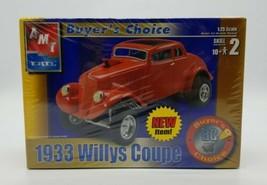 AMT ERTL 1933 Willys Couple Model Kit #31227-1HD 1:25 Scale Buyer's Choi... - $39.48