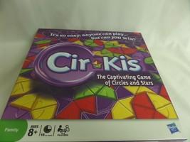HASBRO CIR-KIS GAME OF CIRCLES AND STARS, NEW & SEALED, FROM  2009 - $18.70