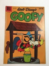 Four Color #987 (Goofy) Silver Age Walt Disney Dell Comic 1959  - $18.95