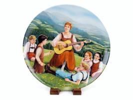 "1986 Collector Plate ""Do-Re-Mi"" (B), Sound of Music, Knowles, Crnkovich,... - $12.69"
