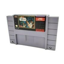 Super Star Wars (Super Nintendo, 1992) SNES VTG Video Game Original Authentic  - $19.79