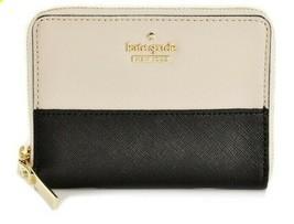 Kate Spade Cameron Street Lainie Medium Zip Around Card Case ID Wallet M... - $41.57