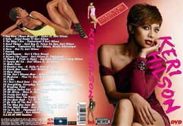 Keri Hilson Music Video DVD ~ Collector's Edition - $15.95