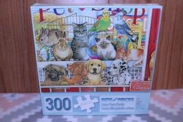 Pet Shop Pals - Dogs & Cats Design - Bits and Pieces - 300 Large Piece Puzzle - $24.70