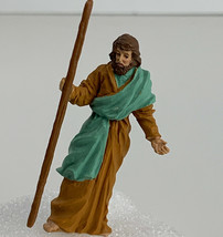 Mr Christmas 1997 Christmas In Bethlehem Joseph Figurine - $17.72