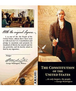 Pocket Size Constitution+Bill of Rights+Declaration of Independence - $5.95