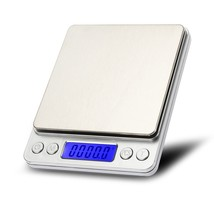 Precision 3000g x 0.1g Digital Scale Balances Weight Jewelry Food Diet P... - $12.65