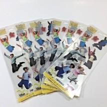 6 Packs Disney High School Musical Stickers Hallmark Zac Efron Vanessa H... - $13.99