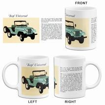 1967 Jeep Universal - Promotional Advertising Mug - $23.99+