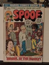 Spoof #2 (Nov 1972, Marvel) - $14.72