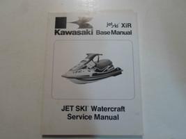 1994 Kawasaki Xir Base Manuelle Jet Ski Bateau Service Réparation Shop Offre - $26.68