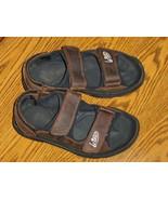 Mens Golf Sandals Kahuna Size 8  Bite Golf Sandals Brown Shoes 3101A - $24.99