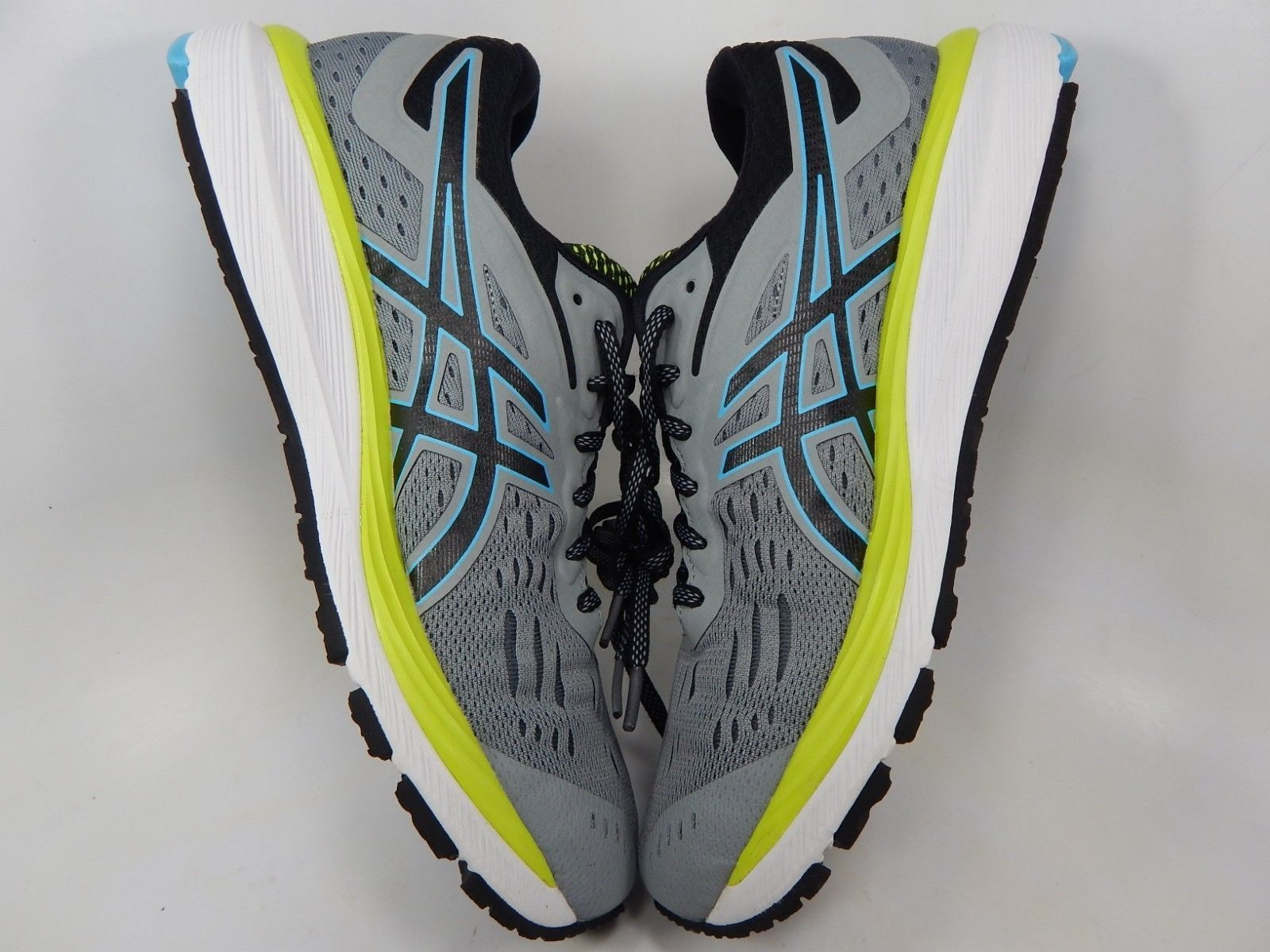 Asics Gel Cumulus 20 Size 9.5 M (B) EU 41.5 Women's Running Shoes Gray 1012A008