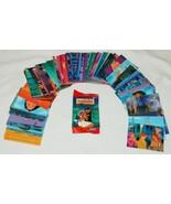 Disney Pocahontas Animated Movie Set of 90 Trading Cards 1995 Skybox NEA... - $2.99