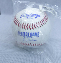 Rawlings Flat Seam Perfect Game USA Baseball 1 Ball Brand New In Plastic - $29.69