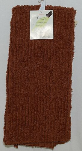 Shaggies Brand Cleaning Towel 017100 Copper Cents Color 100 Percent Cotton