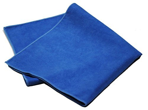 "Primary image for Pro-Clean Basics A73122 Microfiber Suede Polishing Cloth Pallet, 16"" x 16"", 3240"