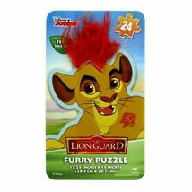 The Lion Guard Furry Puzzle - $24.74