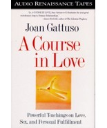 BRAND NEW FACTORY SEALED A Course in Love Gattuso Audiobook 2 Cassette T... - $12.86