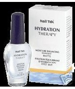 Nail Tek Hydration Therapy Moisture Balancing Topcoat - $21.00