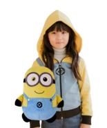CUBCOATS Minion Bob Transforming Plush Hoodie-Kid Size 2 - NEW IN BOX - $48.88
