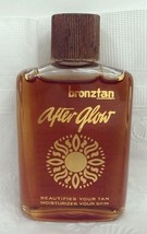 Shulton BRONZTAN After Glow Skin Bottle THIS IS A VERY RARE BOTTLE 1950's - $39.59