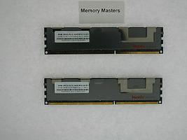 16GB 2X8GB MEMORY FOR DELL POWEREDGE C1100 C2100 C6100 M610 M710