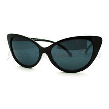 Womens Cateye Sunglasses High Fashion Popular Retro Look - £5.98 GBP+