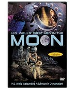 HG Wells First Men in the Moon (1964) DVD - $14.95