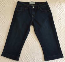 Levi's 545 Women's Capri Jeans Size 4 (28 x 19) EUC - $12.95
