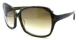 Oliver Peoples Candice ENV Women's Sunglasses Green / Green Gradient JAPAN - $63.26
