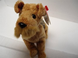 TY Beanie Baby Whiskers the Dog 2000 - $5.93