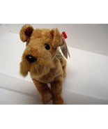 TY Beanie Baby Whiskers the Dog 2000 - $8.61