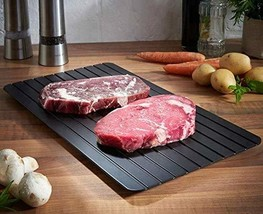 FranCo Rapid Defrost Tray. Safe Natural Way to Defrost Food With No Elec... - $20.18